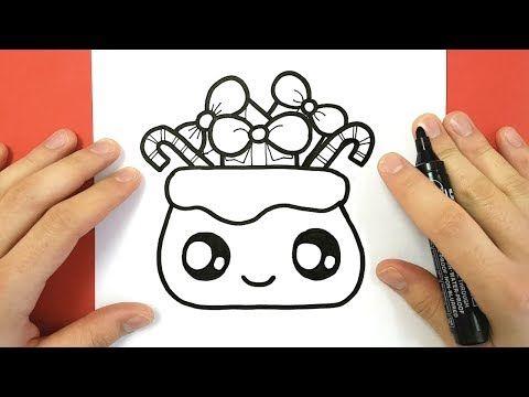 Comment Dessiner Une Boule De Noël Kawaii Youtube Dessin