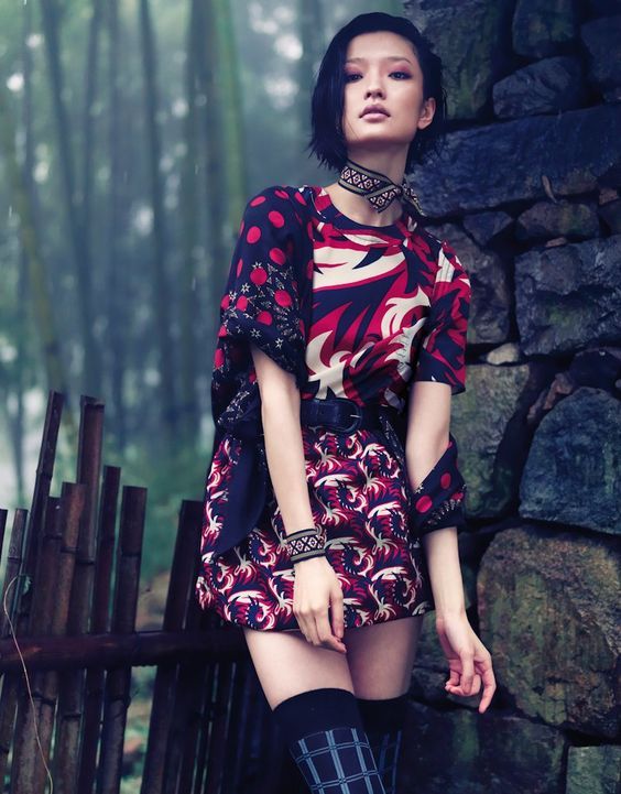 chinese fashion trend 2017