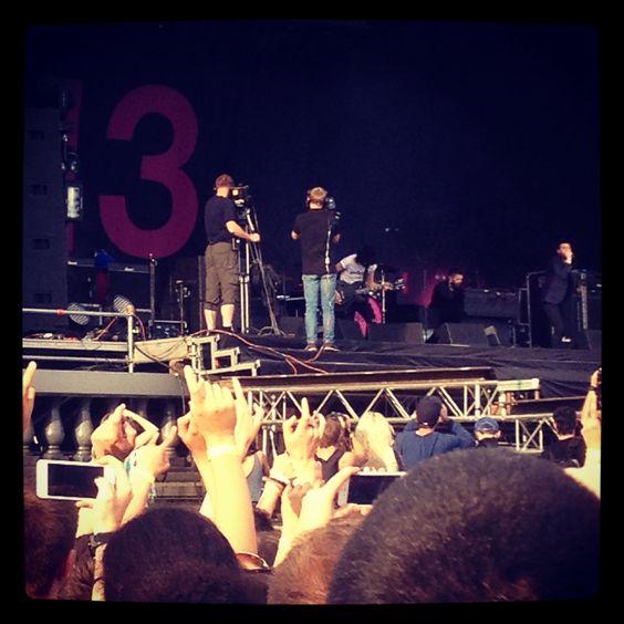 Kasabian !live! In Gorky Park