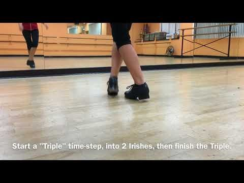 Tap Addict Double Irish Time Step Youtube With Images Tap