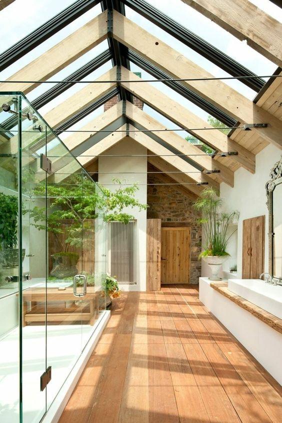 Badezimmer Gestalten Ideen Hohe Zimmerdecke Wunderschönes   Zimmerdecken  Gestalten