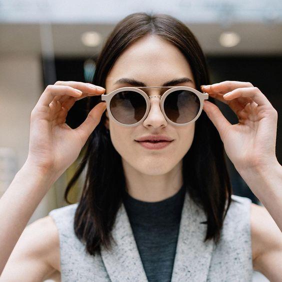 New view: BOSS sunglasses for Fall/Winter 2016 #behindthescenes #bosseyewear