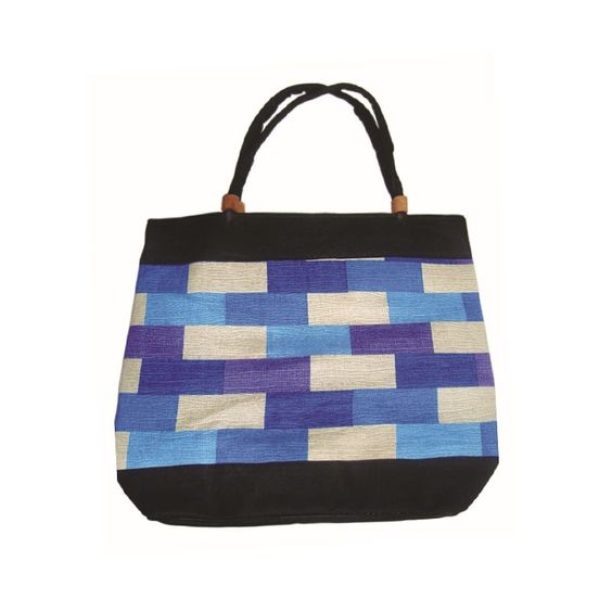 Made from PU (polyurethane), this bag is highly durable and equally stylish. This bag features a single compartment with multiple sections and pockets and broad twin grab handles for carrying it easily.