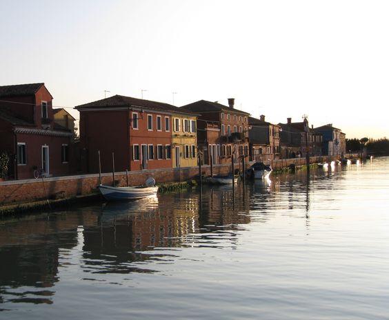 Mazzorbo, vicino a Veneza