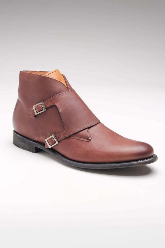 JD FISK Morrison Boot for him..a guy's gotta look good, too.