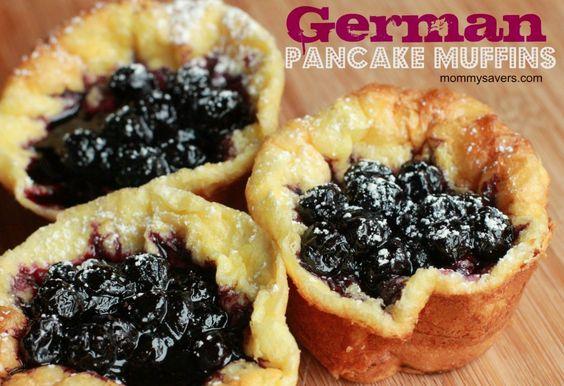 German Pancake Muffins