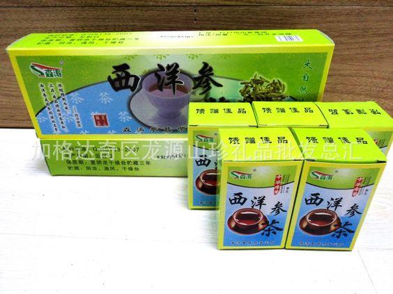 $22.35 (Buy here: https://alitems.com/g/1e8d114494ebda23ff8b16525dc3e8/?i=5&ulp=https%3A%2F%2Fwww.aliexpress.com%2Fitem%2FAmerican-ginseng-tea-health-Yangsheng-Cha%2F32459607247.html ) 2015 Time-limited Hot Sale 11 - 20 Years Vacuum Pack American Ginseng Tea Health Yangsheng Cha  for just $22.35