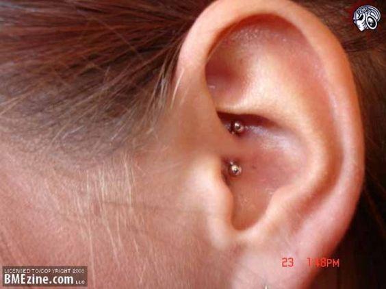 Daith Piercing Piercing And Ear Piercings On Pinterest