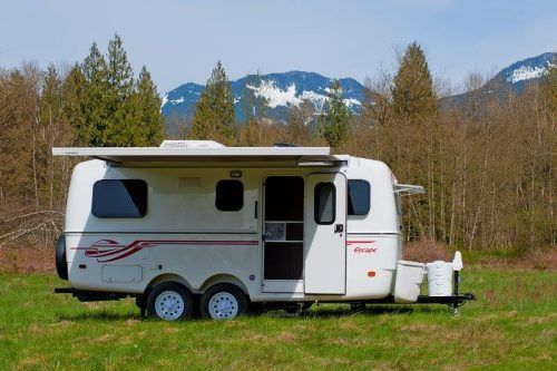 Escape 19 Fiberglass Camper Recreational Vehicles House On Wheels