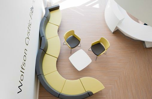 A flexible seating option from the official University furniture supplier, Godfrey Syrett!