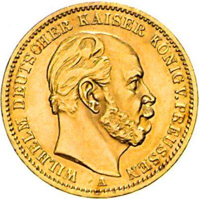 Deutsches Kaiserreich Goldmünzen kaufen