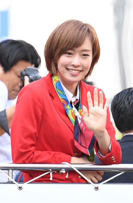 【PHOTO】五輪で輝け!「強さ」と「美しさ」を兼ね備えた石川佳純の厳選フォトを一挙公開! | THE DIGEST