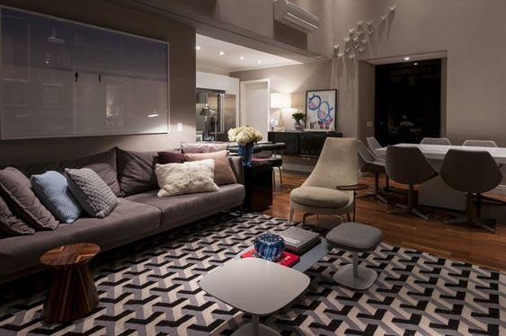 Apartamento Nildo José (Foto: Raul Fonseca / Divulgação)
