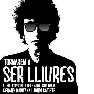 Els Miralls de Dylan el dissabte 1 de setembre als Jardins del Consell Comarcal de Figueres (22:00)