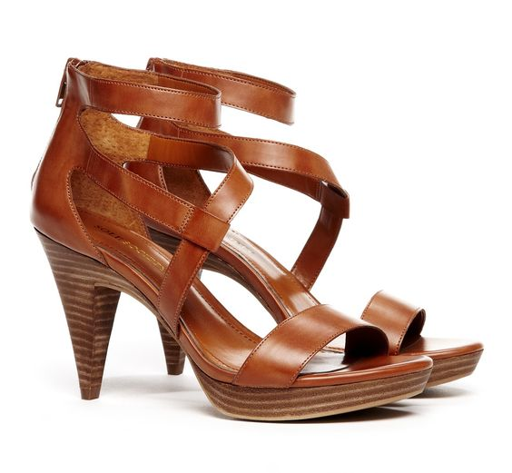 Monica Open Toe Heel via Sole Society