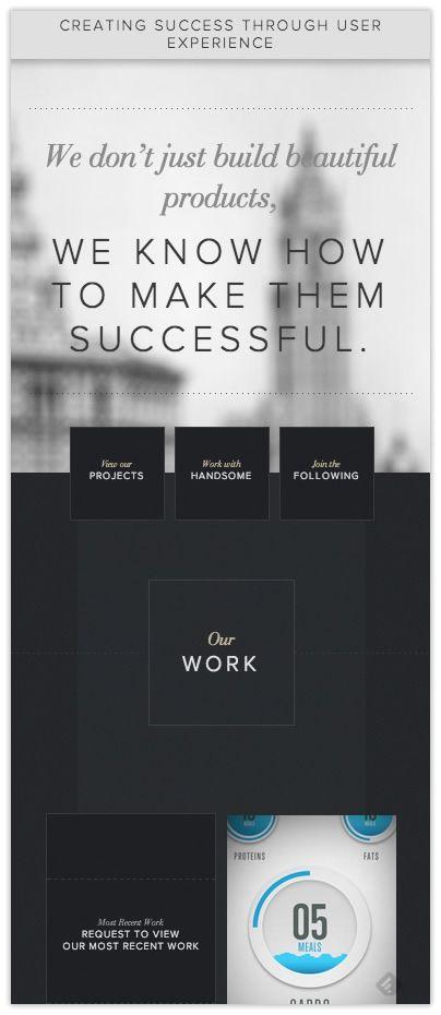 Web Design: Awesome Responsive Websites | Abduzeedo Design Inspiration & Tutorials