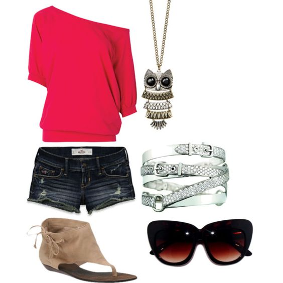 Summer, created by april-logemann on Polyvore