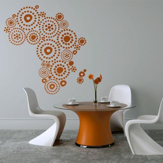 Stylish Wall Stickers: