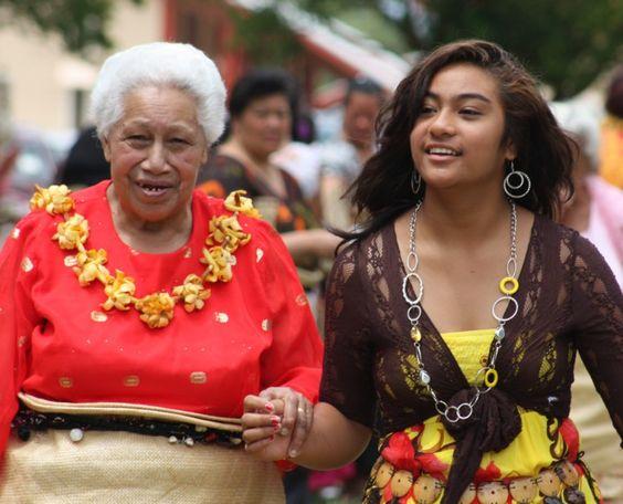 Tongan People