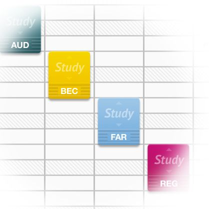 FAR Study Schedule - 8 weeks (Ten Point Combo) - CPA Exam ...