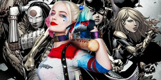Birds of Prey will see Margot Robbie returning