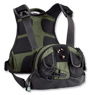 Fly fishing chest packs review safe passage complete for Fly fishing pack