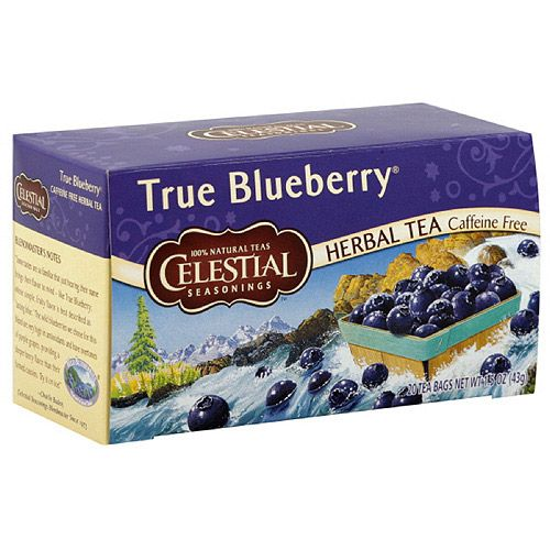 Had this at 26 Beach during brunch as iced tea. Totally addicting both iced and hot. Way to go Celestial Seasonings!