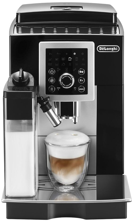 De'Longhi ECAM23260SB Magnifica Smart Espresso and Cappuccino Maker >>> To view further for this item, visit the image link.
