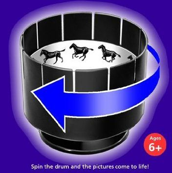 Zoetrope Animation: https://zoetropeanimation.com/products/zoetrope-animation-toy
