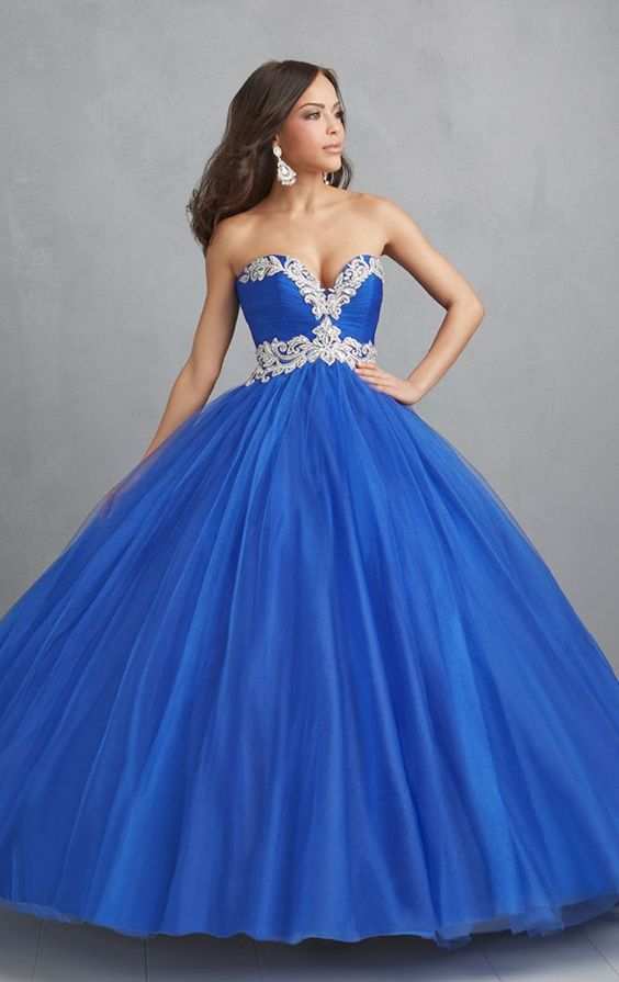 quinceanera blue dresses - Google keresés