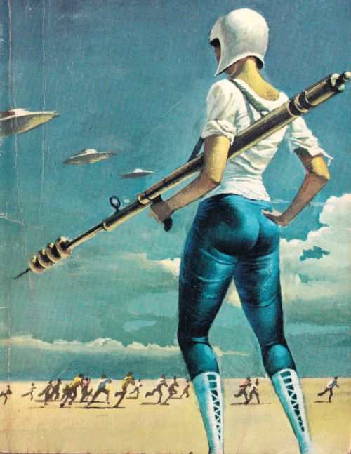 vitazur:  Bruce Pennington - The Weapon Makers