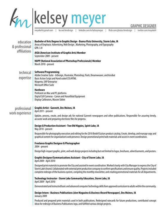 This template was designed for personal use only The design of - how to make resume one page