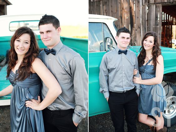 Had to share this one... happens to my one of my nieces... Alyssa with her date Christian...  this photographer is wonderful!