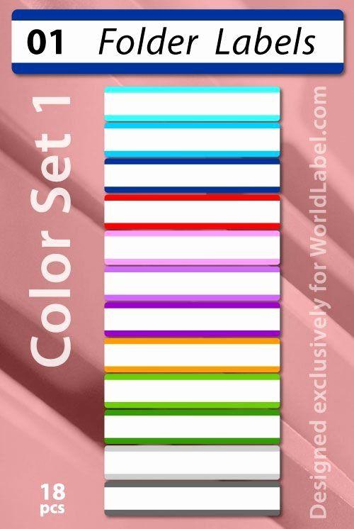 Filing Cabinet Label Template Inspirational Best 25 File Folder