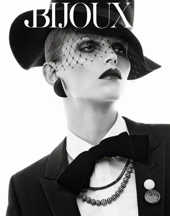 Karlina Caune for Vogue Paris September 2014 by Giampaolo Sgura