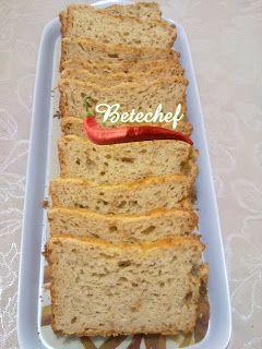 Receitas de Todos os Dias: Pão de Aipim, Iogurte, Aveia e Linhaça