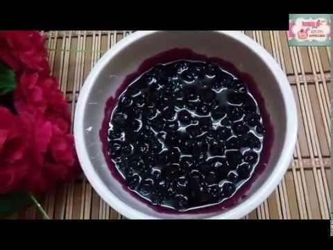 طريقه عمل اطيب مربى توت بري ازرق Blueberry Jam Recipe Youtube Blueberry Jam Recipe Jam Recipes Blueberry Jam