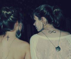 christian friends? cross tattoo | Tumblr