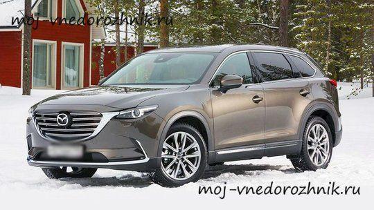 Mazda Sh 9 2019 Komplektacii I Ceny Obnovlennogo Krossovera Mazda Vnedorozhniki Avtomobili