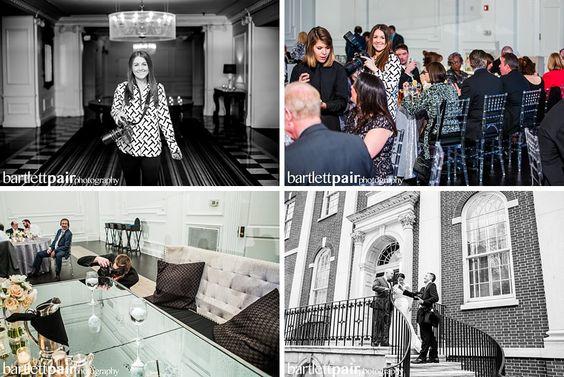 Cescaphe Down Town Club Wedding in Philadelphia| Kristin & Mike