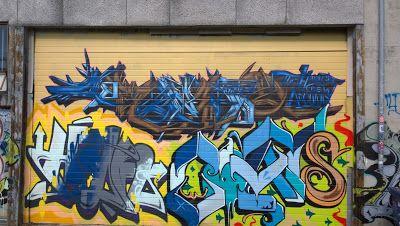 TravelMarx: September Mural and Graffiti Grab Bag