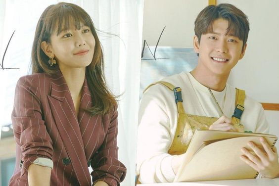 "Girls' Generation's Sooyoung And Kang Tae Oh Preview Their Heartwarming Romance In Posters For Drama ""Run On"""