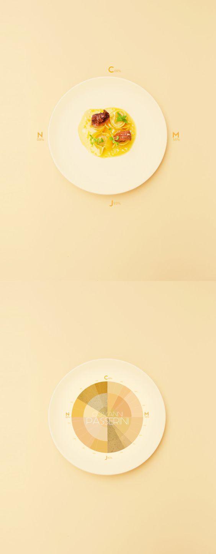 Emilie Guelpa's Monochrome series for Fricote Magazine