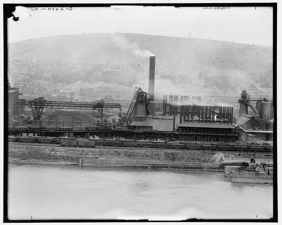 Eight-Hour Day Labor Riots of 1916, Edgar Thomson Steelworks, Braddock PA.As World War I progressed, demand for munitions and machine tools grew dramatically. When pressure mounted on factories, workers were forced into making concessions on the number of hours per day that they worked. It was not long before labor unrest started to create strikes and work stoppages. In May 1916, local labor organizations marched and rioted over working conditions and the eight-hour day.In response…