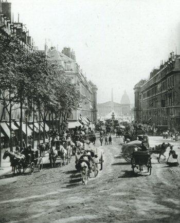Paris en vieilles photos et cartes postales