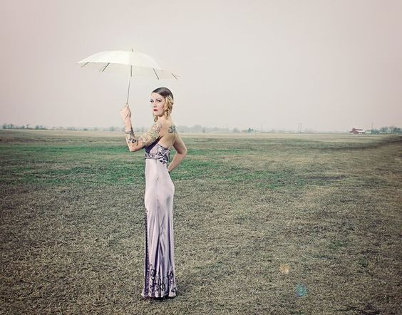 photo shoot with a parasol | Uploaded to Pinterest