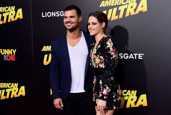 Kristen Stewart's Latest Premiere Became a Mini Twilight Reunion and a Victory for Team Jacob! | moviepilot.com