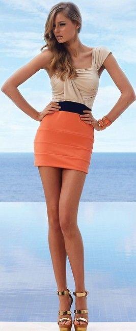 mini style ♥✤   Keep the Glamour   BeStayBeautiful