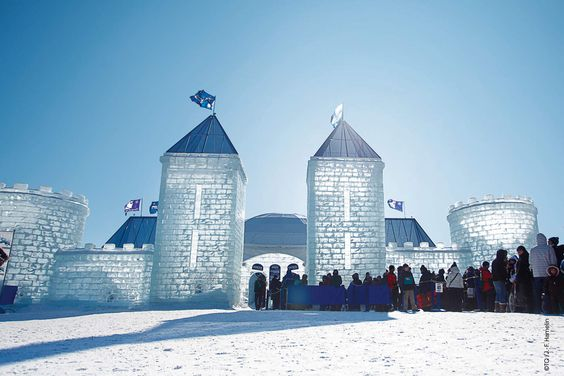 Quebec Carnivals And Quebec City On Pinterest