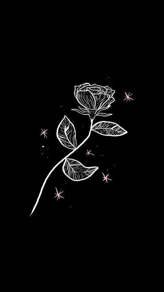 Pin Von Alix Auf Onyx And Midnight And Ravens Weisse Tapete Schone Hintergrund Bilder Instagram Ideen